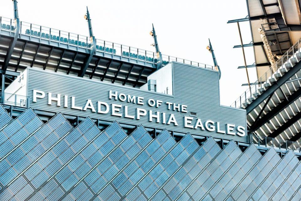 Eagles Home NFL Season Start