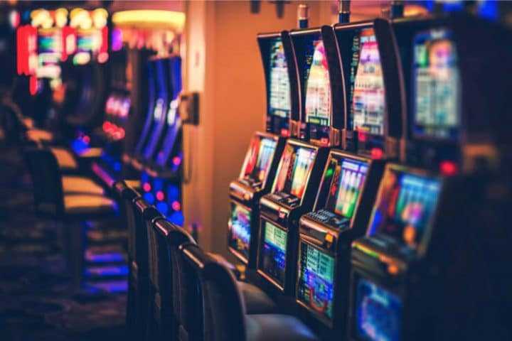 nevada slot machines sports betting