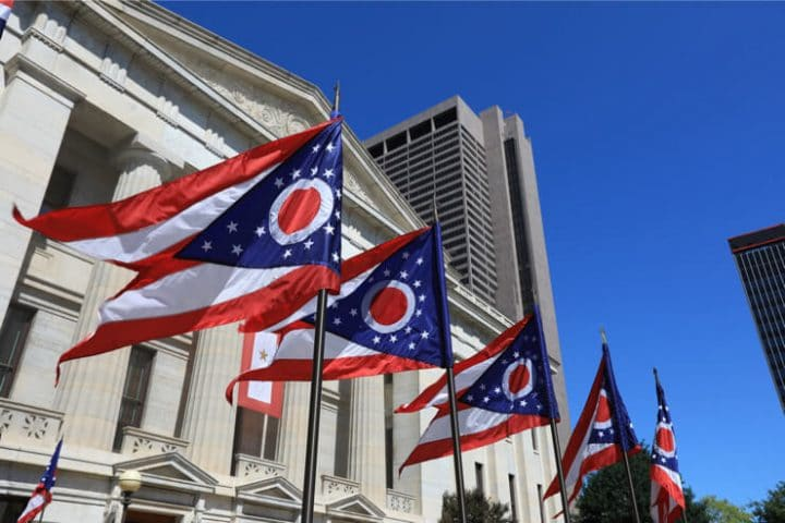 ohio sports betting legalization columbus statehouse