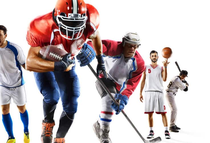 pro sports players unions sports betting ice conference
