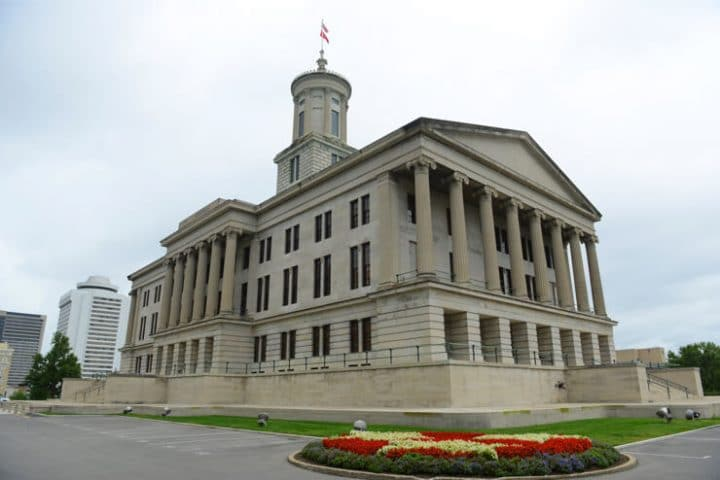 tennessee sports betting state capitol
