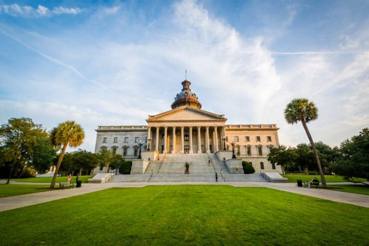 south carolina statehouse
