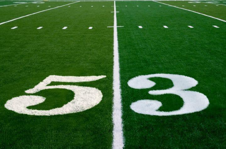 football turf super bowl 53