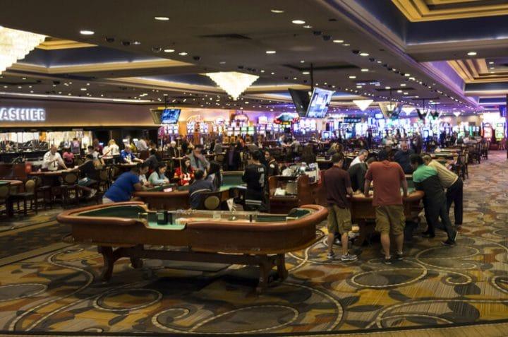 las vegas ballys casino gaming floor