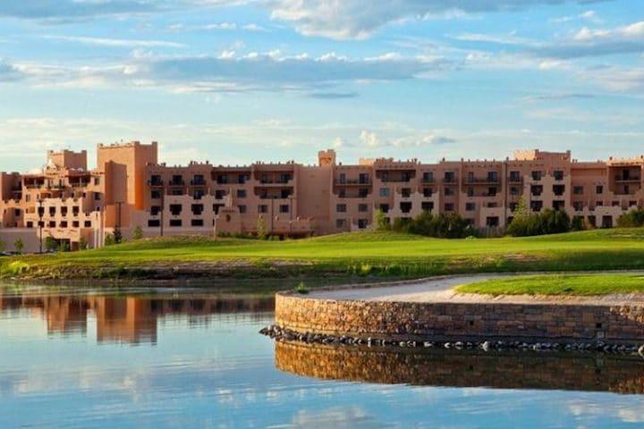 Hilton Santa Fe Buffalo Thunder - Santa Fe New Mexico Resorts