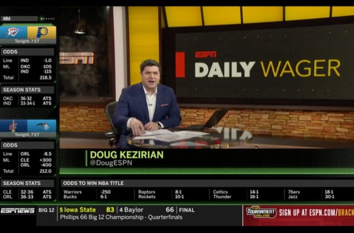 espn daily wager screen cap