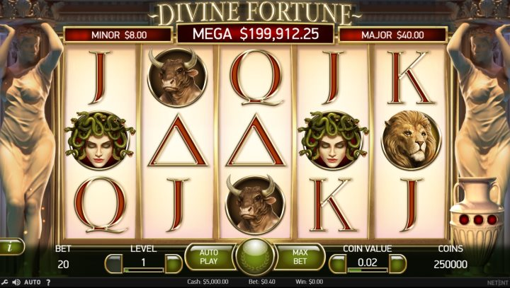 Divine Fortune GN