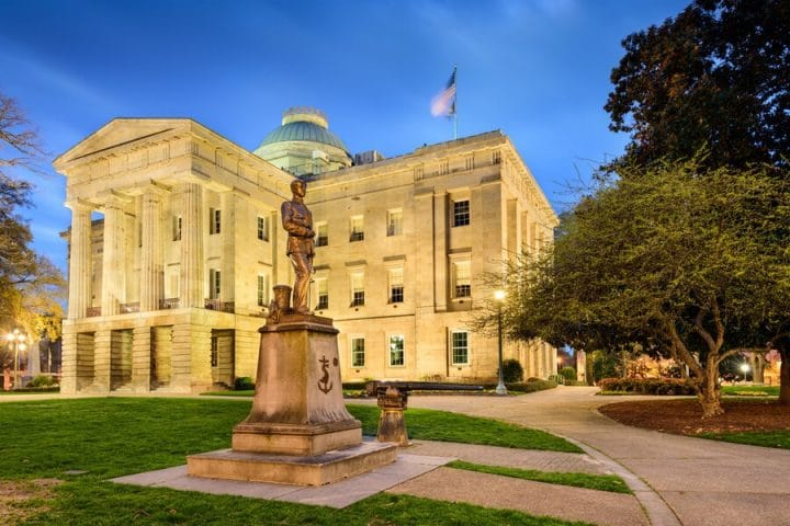NC state house