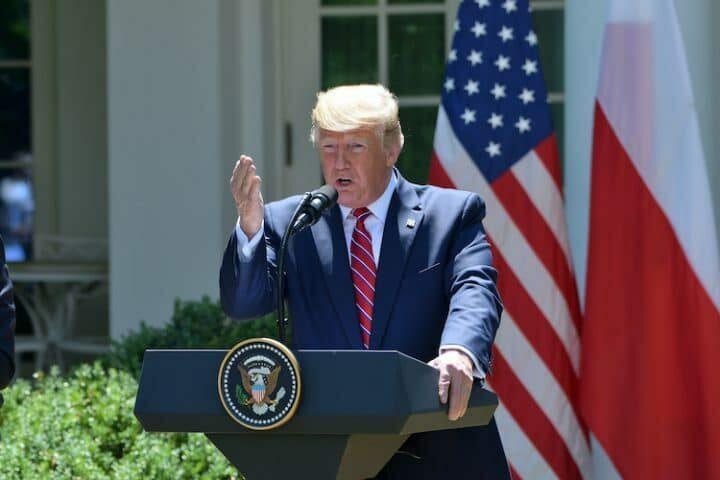 Trump Covid Odds