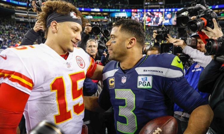 patrick mahomes russell wilson