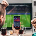 sports betting television