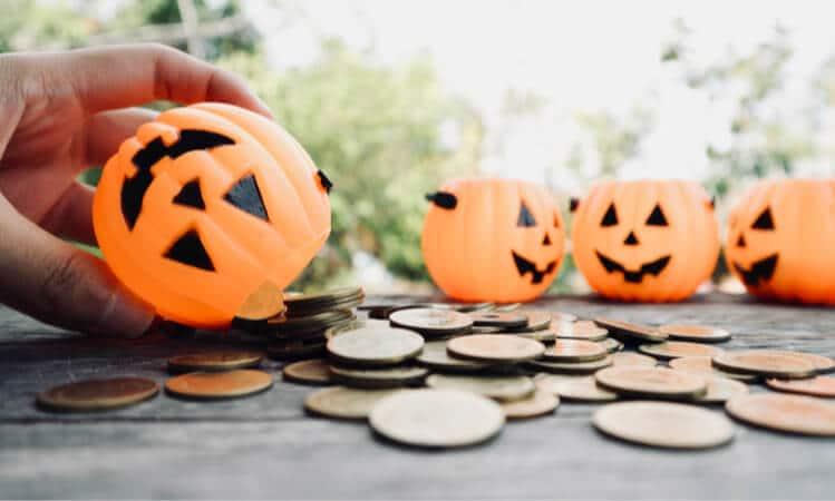 pumpkins money