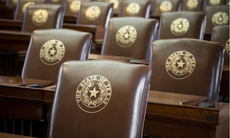 texas legislature chairs