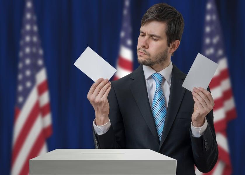 Presidental Election Betting
