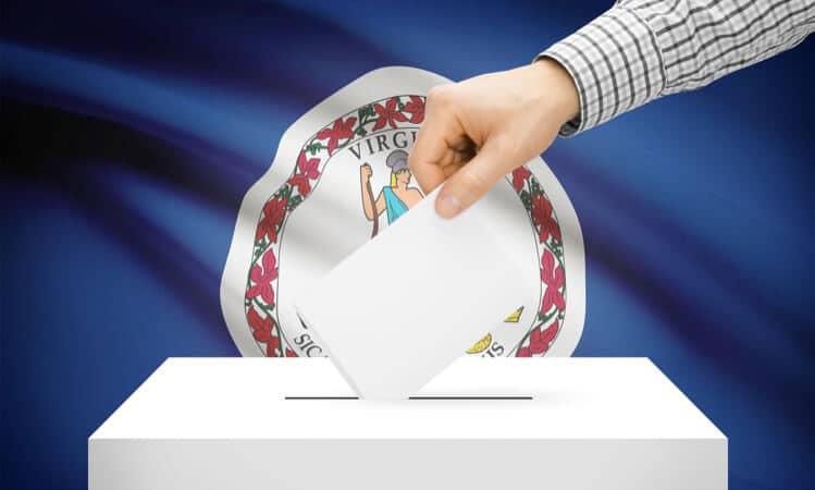 virginia ballot box vote