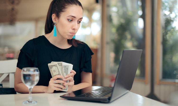 online compulsive gambler