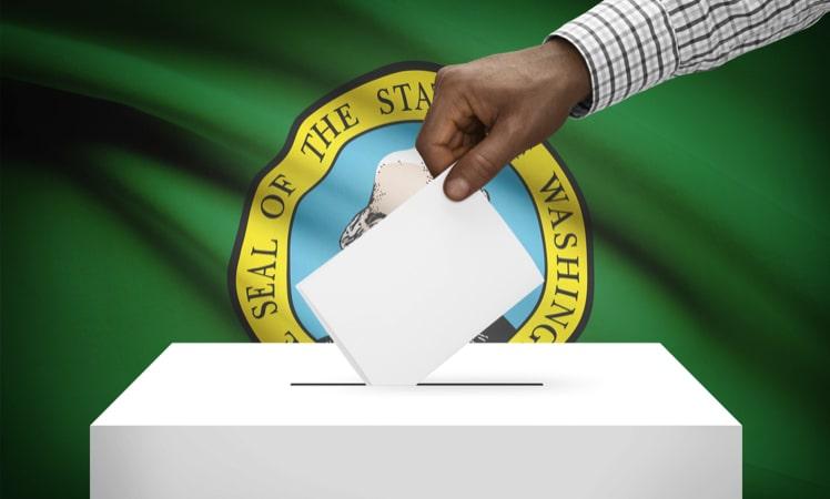 washington state ballot box