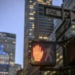 dont walk new york