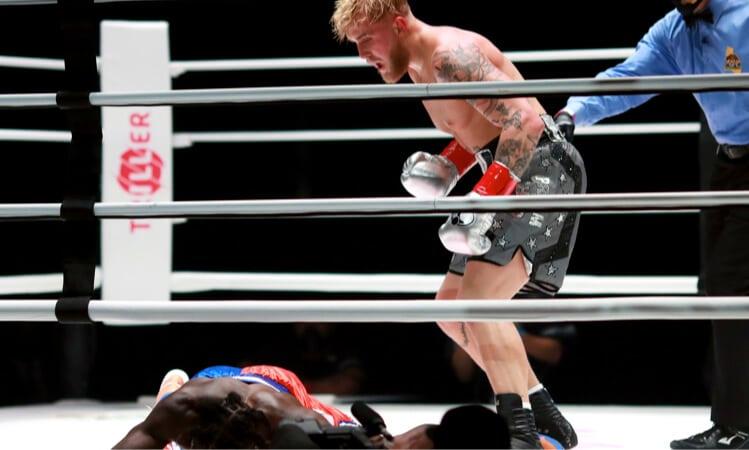 jake paul nate robinson boxing