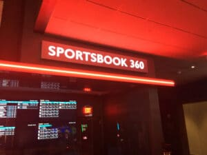 resorts world catskills sportsbook entrance