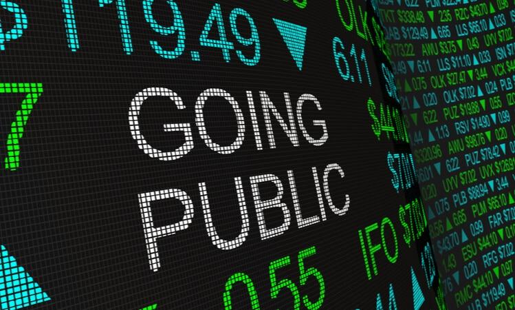 IPO ticker
