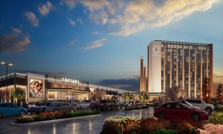 caesars virgina casino